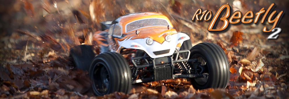 Extreme acceleration and top speed. About 60km/t with powerful 3300Kv brushless motor and new improved ESC with cooling fan.